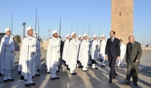 Déplacement du Premier ministre au Royaume du Maroc