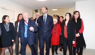 Déplacement du Premier ministre à Marseille