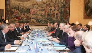 4e Comité intergouvernemental de haut niveau France-Algérie