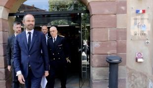 Le Premier ministre se rend à Strasbourg