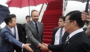 Chine : visites des installations industrielles et de transports