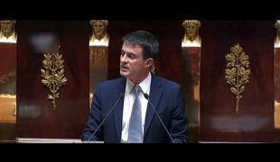 Vérité, efficacité, confiance : déclaration de politique générale du Premier ministre