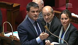 """Réforme pénale : """"il y aura un débat en juin"""", assure Manuel Valls"""