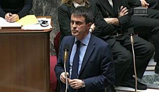 """Manuel Valls : les élus et fonctionnaires corses ont """"droit à la sécurité"""""""