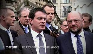 Déplacement du Premier ministre à Berlin : l'essentiel
