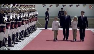 """#DDay70 """"Aujourd'hui, nous célébrons la liberté"""" : Manuel Valls en Normandie"""