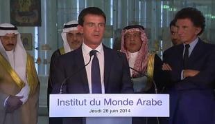 """""""La France est une terre de liberté qui respecte les croyances de chacun"""""""