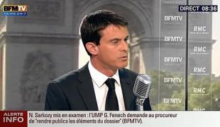 """""""Que nous disent les Français ? Qu'il faut des réformes, qu'il faut que le pays avance."""""""