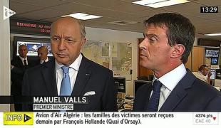 """""""Tout le Gouvernement est mobilisé pour répondre à l'attente des familles"""""""