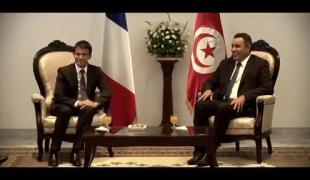 L'essentiel : voyage officiel de Manuel Valls en Tunisie