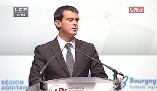 """""""Nous devons poursuivre la régionalisation de l'action publique"""""""