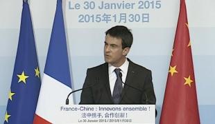 """""""La France est un pays attractif, c'est un pays pro-entreprises, un pays pro-business, un pays qui avance et qui se réforme"""""""