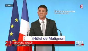 """""""J'appelle à une mobilisation puissante et massive pour le second tour"""""""
