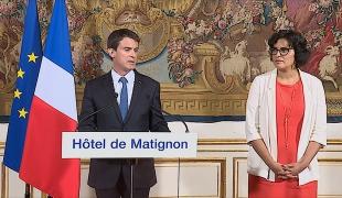 Allocution de Manuel Valls à l'issue de la rencontre avec les partenaires sociaux