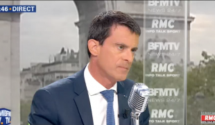 """Manuel Valls : """"Le doute n'est pas possible face au terrorisme"""""""