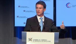 """Manuel Valls à Montréal : """"Le CETA est le meilleur accord conclu entre l'Union européenne et une autre puissance commerciale"""""""