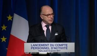 """Compte personnel d'activité : """"Avec cette réforme majeure, la France est à la pointe du progrès en matière des droits sociaux"""""""