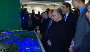 """Bernard Cazeneuve : """"La Chine a placé les questions environnementales au cœur de son projet de développement"""""""