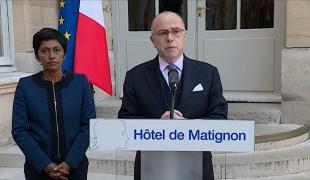 Guyane : déclaration de Bernard Cazeneuve