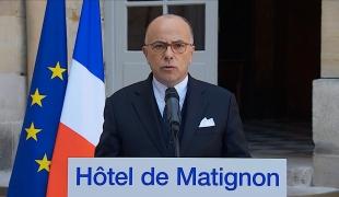 Déclaration de Bernard Cazeneuve sur la lutte contre le terrorisme