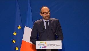 Le Premier ministre a ouvert la Conférence des villes - France Urbaine