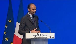 Ouverture du 13e Congrès Régions de France