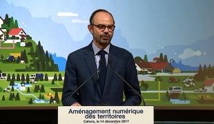"""Présentation du plan """"Aménagement numérique des territoires"""""""
