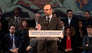 Présentation du Plan national de lutte contre le racisme et l'antisémitisme