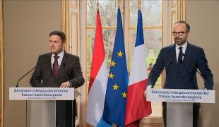 Séminaire intergouvernemental franco-luxembourgeois