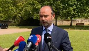 #MatignonCher : point presse du Premier ministre dans le Cher