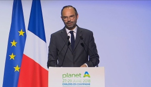 Discours à l'occasion du Forum International de l'Agriculture