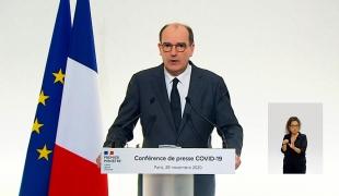 Conférence de presse sur les mesures contre la Covid-19
