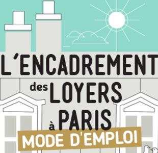 #EncadrementDesLoyers : évaluer son loyer à Paris en quelques clics