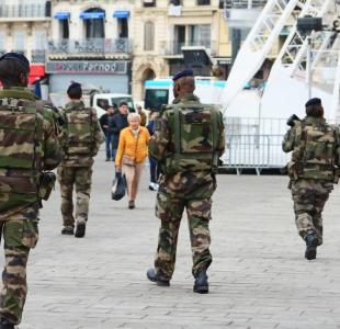 Opération Sentinelle : 10 000 militaires mobilisés sur le territoire national