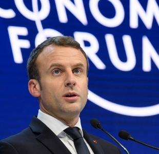 #Franceisback - A Davos, la France plaide pour une mondialisation protectrice