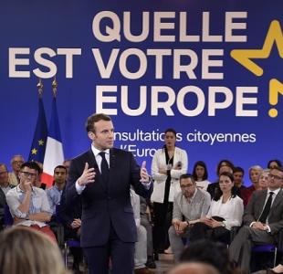 Europe : construire une nouvelle souveraineté