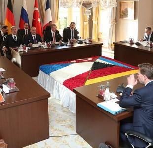 Sommet sur la Syrie : une  étape utile d'échanges