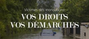Inondations : le fonds d'aide au relogement d'urgence pour les communes