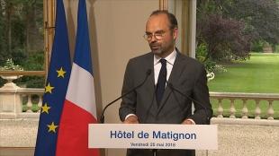 Réforme ferroviaire : série d'entretiens entre Édouard Phillippe, les partenaires sociaux et les représentants de la SNCF