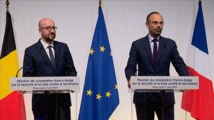 Réunion de coopération franco-belge sur la sécurité et la lutte contre le terrorisme