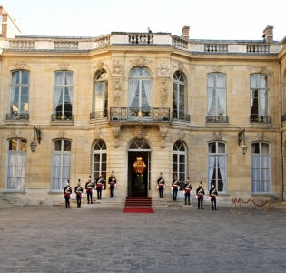 Photo de façade Matignon