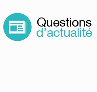 Vignette des questions d'actualité du porte-parolat