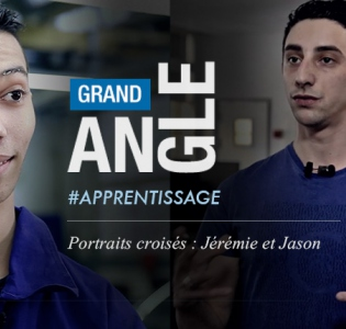 #GrandAngle Apprentissage : portraits croisés