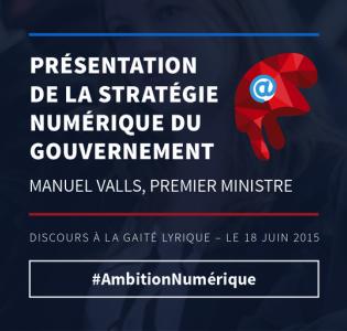 #AmbitionNumérique