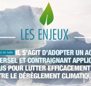 Infographie : comprendre la #COP21