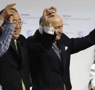"""#COP21 : """"Fierté et responsabilité, une victoire pour la planète"""""""