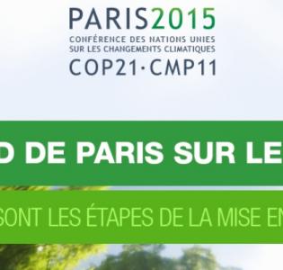 #COP21 : quelles sont les étapes de la mise en oeuvre de l'Accord de Paris ?