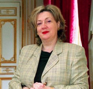 Portrait de Bettina Laville