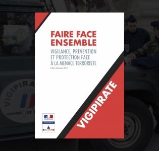 LE CITOYEN AU CŒUR DU NOUVEAU DISPOSITIF VIGIPIRATE