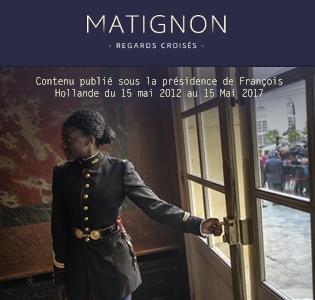 Les portes de Matignon s'ouvrent